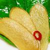 生姜のしょう油漬け